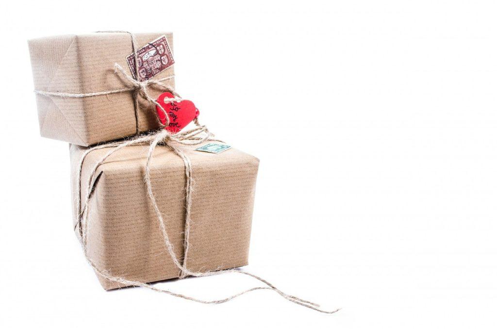 cardboard, box, paper